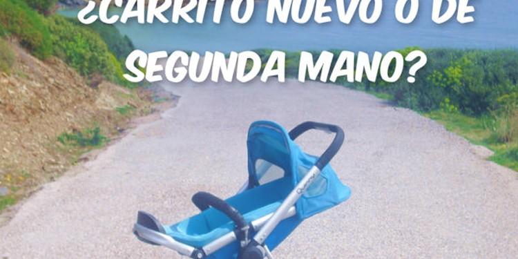 Claves para escoger entre un carrito de segunda mano para bebe o un carrito a estrenar